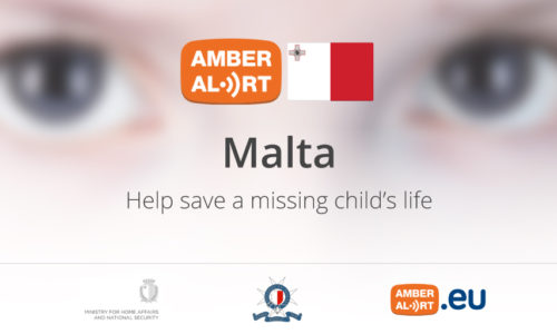 Malta Launches National AMBER Alert System To Save Missing Children